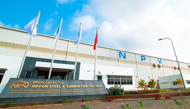 CÔNG TY TNHH NIPPON STEEL & SUMIKIN BUSSAN VIỆT NAM